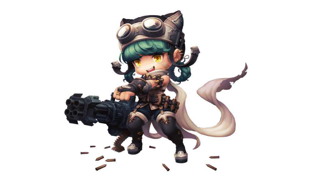 maplestory2-job-heavy-gunner