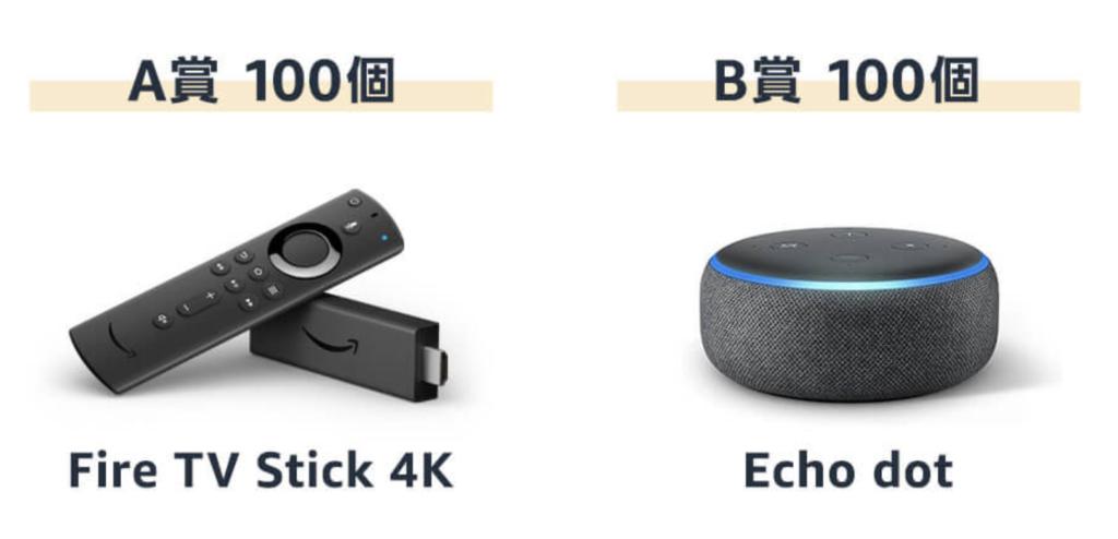 Amazonミステリーボックス賞品1