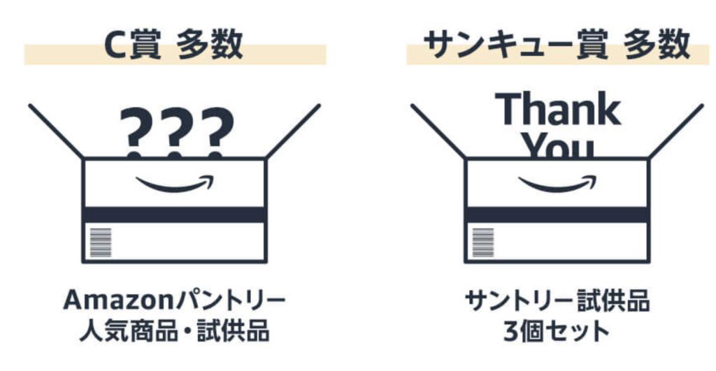 Amazonミステリーボックス賞品2
