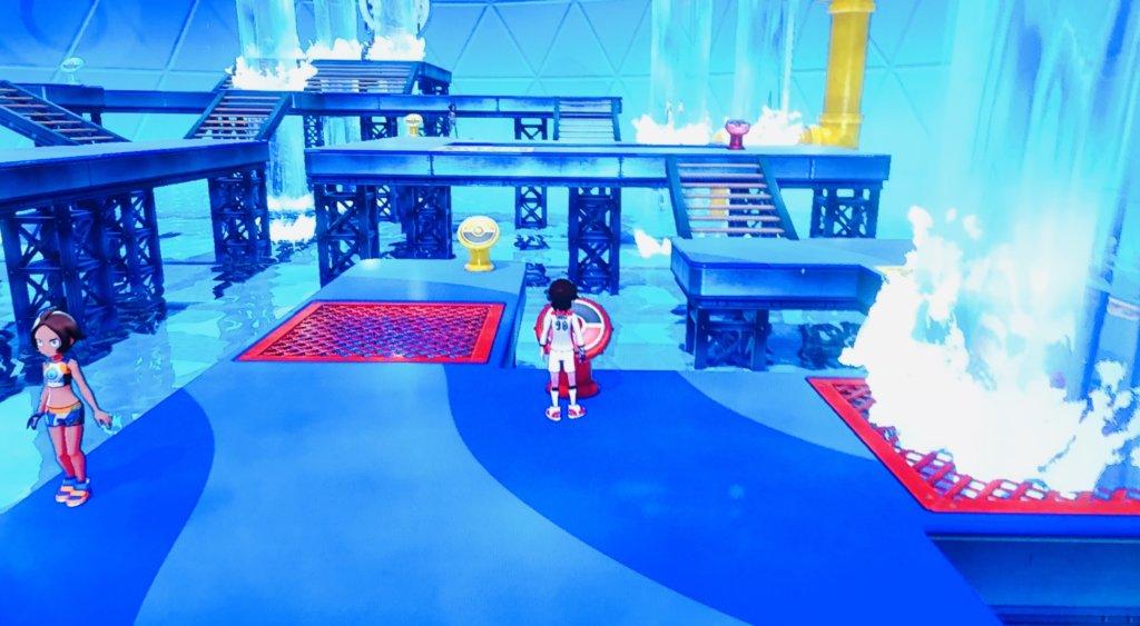 ポケモンソードシールド - バウスタジアムのミッション