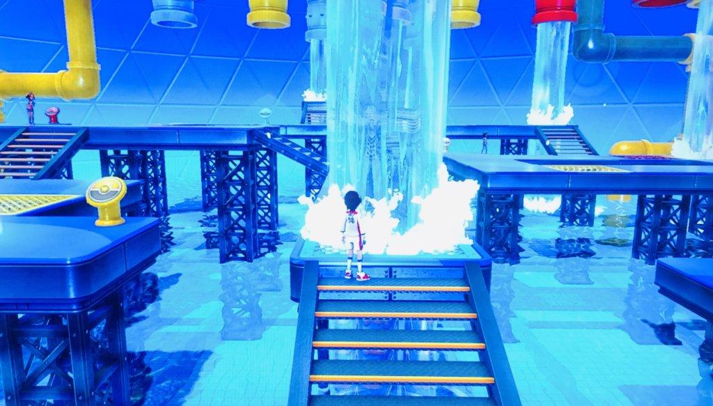 ポケモンソードシールド - バウスタジアムのミッション2