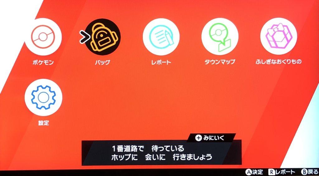 ポケモンソードシールド - Tips