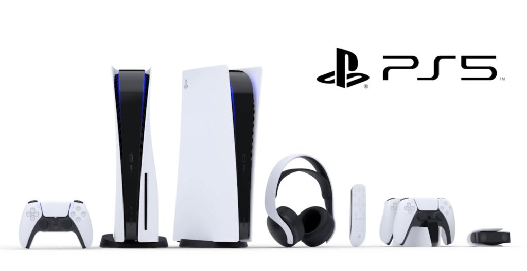 PlayStation5モデル